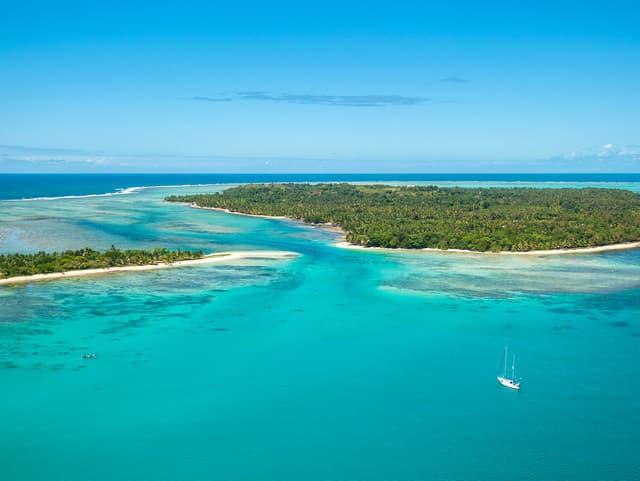 Ile Sainte-Marie, Madagaskar