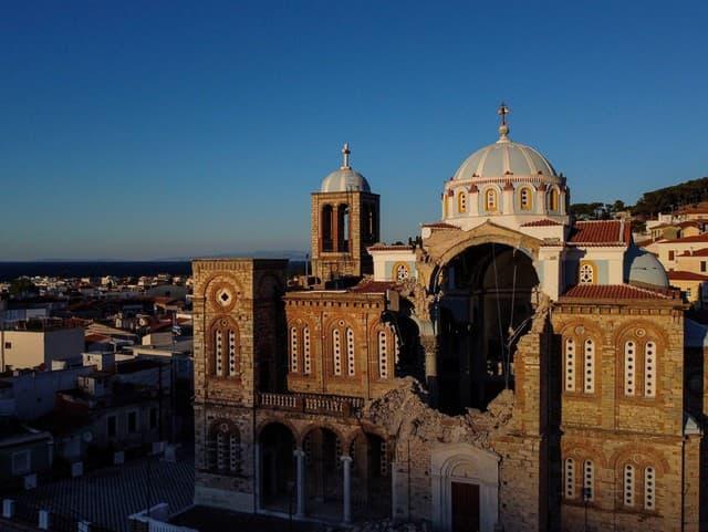 Chrám Karlovasi na Samose,
