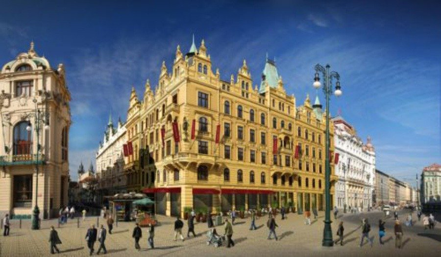 Esko nov hotely v prahe dromed for Designhotel elephant prague trivago