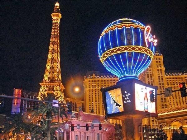 Las Vegas sa vie
