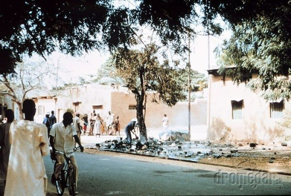 N Djamena-Čad