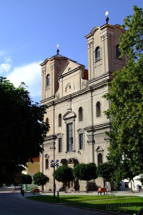 Jezuitský kostol Skalica