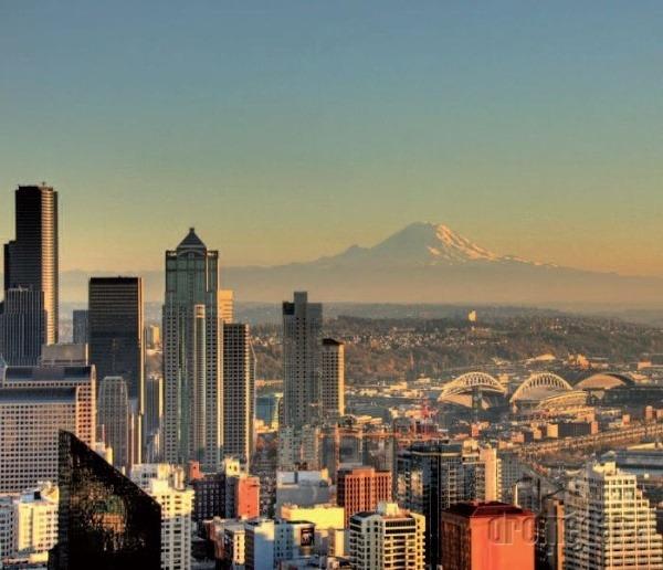 Severozápad USA Seattle