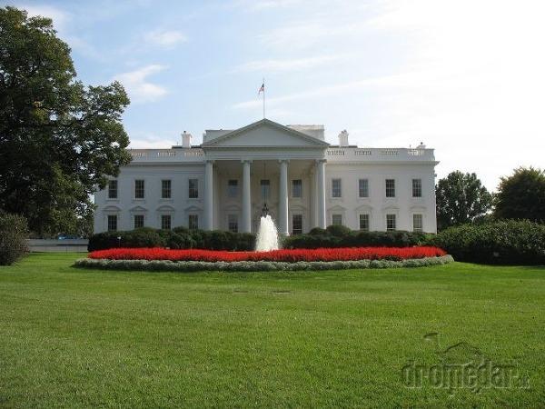 Washington Biely dom