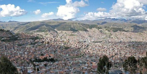 La Paz je najvyššie