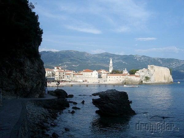 Mesto Budva, Čierna Hora