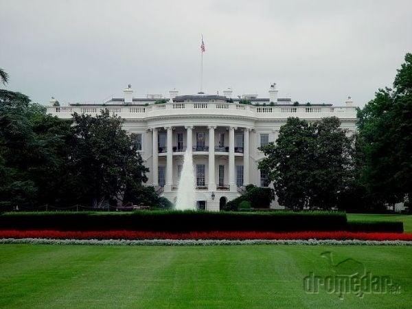 Washington Biely dom, USA