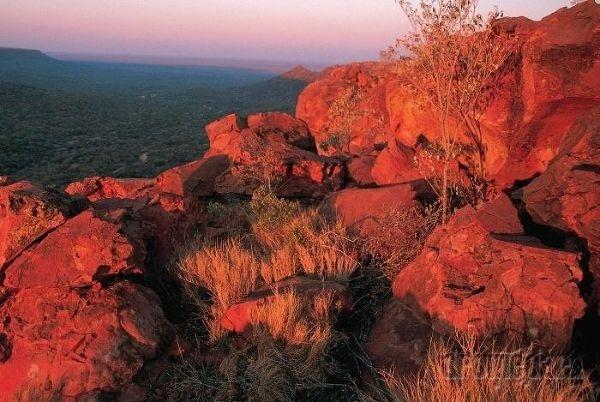 Waterberg, Namíbia