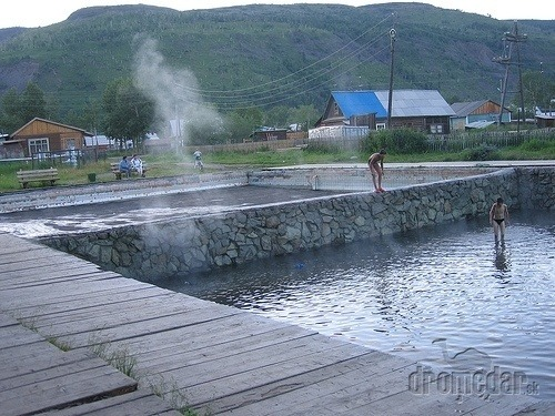 Mestečko Esso, Kamčatka