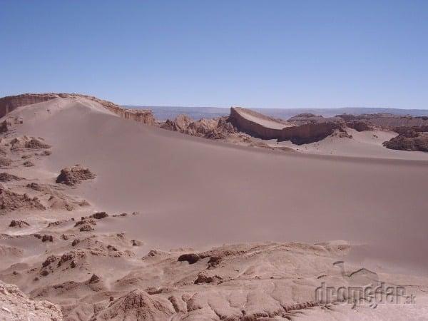 púšť Atacama - Duna