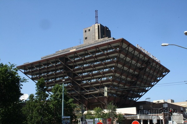 Slovenský rozhlas v Bratislave