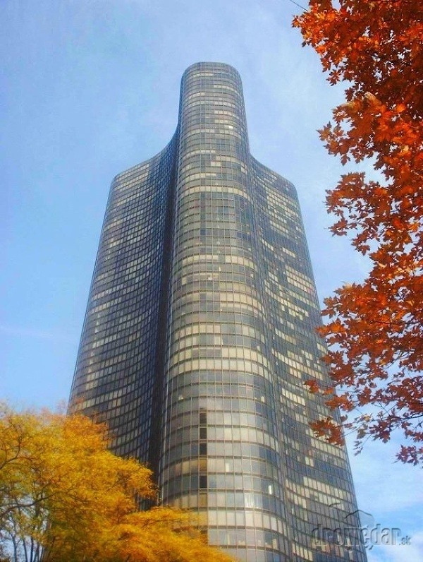 Lake point tower