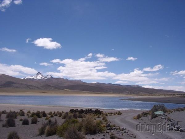 Lagúna Huanacota, Bolívia