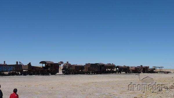 cintorín vlakov