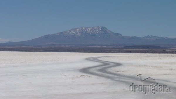 Soľná púšť Salar de