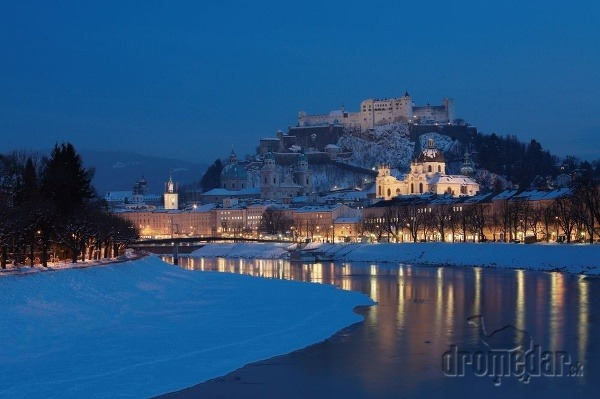 Vianoce Salzburg