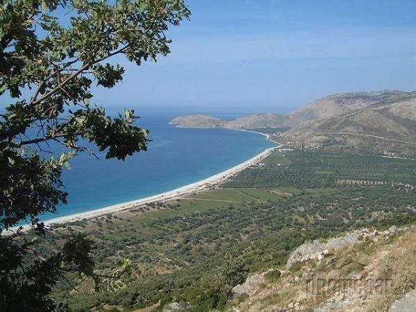 Albánske pobrežie