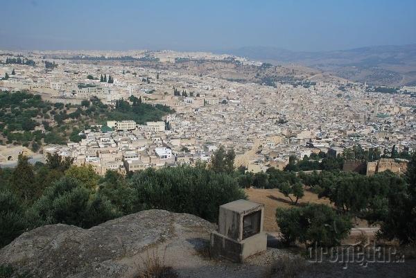Pohľad na starobylé mesto