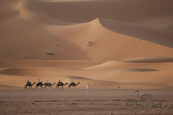 Pieskové duny, Erfoud