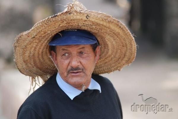 Miestny predavač, Essaouira