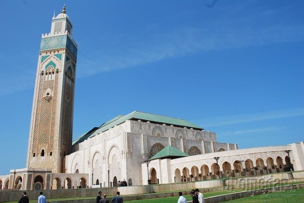 Mešita Hassana II., najväčšia
