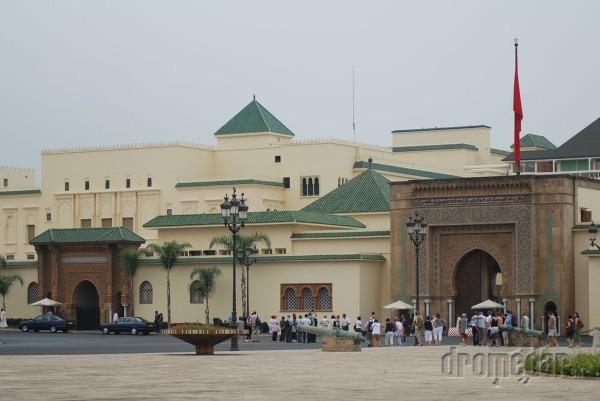 Kráľovské sídlo kráľa Mohammeda