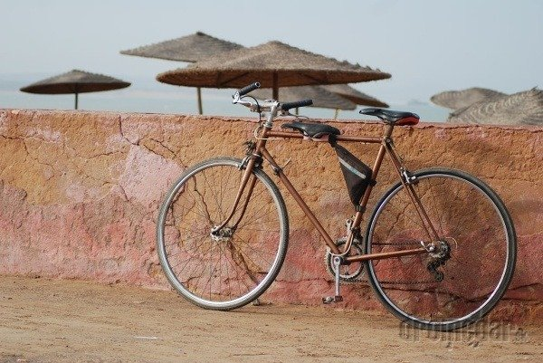 Bicykel, Essaouira