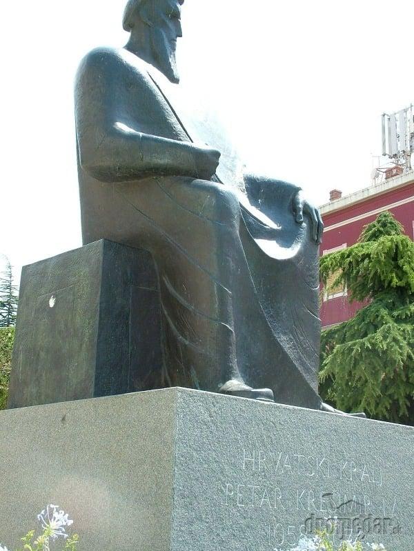 Pomník Petara Kresimira