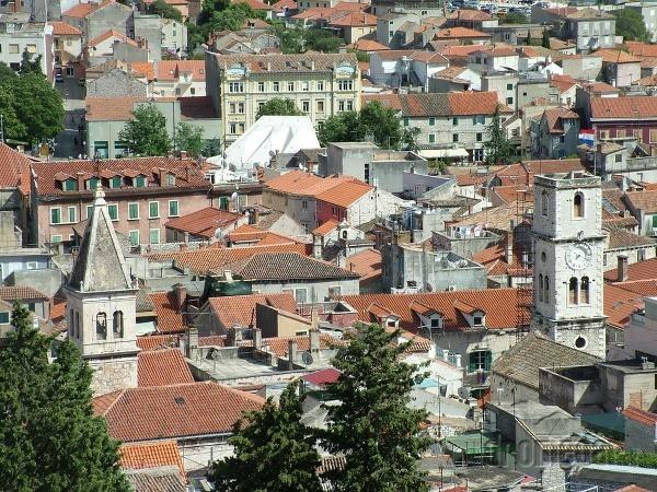 Mesto z pevnosti Mihovila