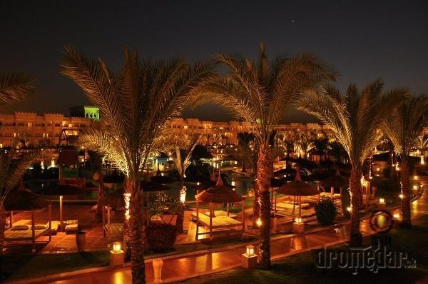 Z balkóna egyptskej Hurghady