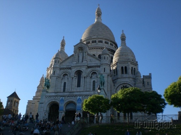 Sacre Coeur, Paríž -