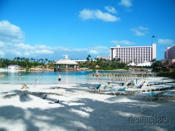 Hotel Atlantis na Bahamách