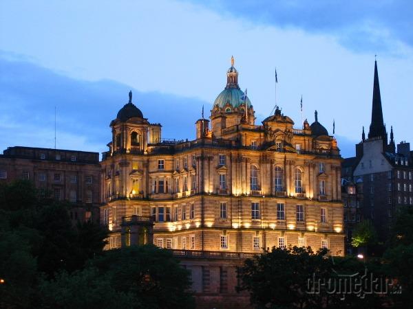 Banka v Škótsku, Edinburg