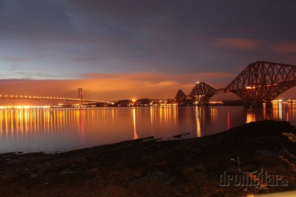 Forth Bridge, Edinburg