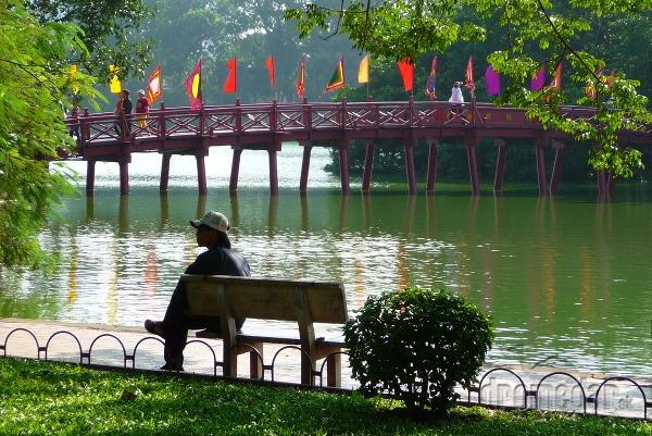 Jazero Hoan Kiem