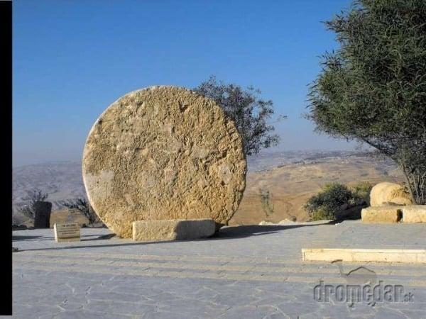 Hora Nebo, Jordánsko