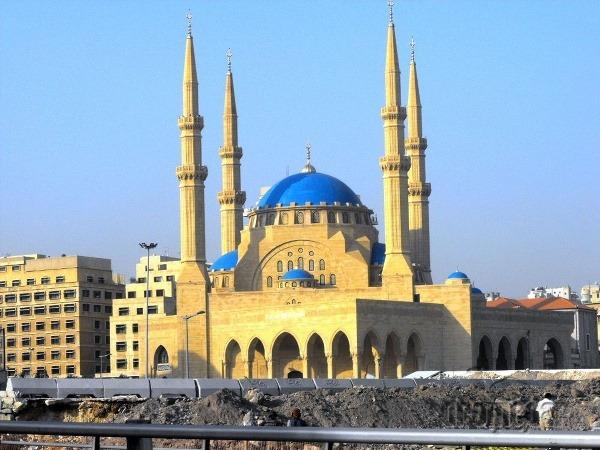 Aminova mešita na Nám.