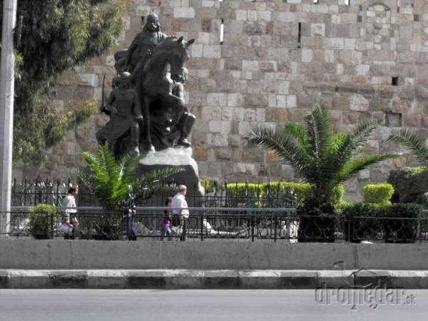 Socha Saladina (* 1138,