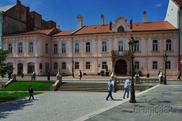 Barokový arcibiskupský palác, Košice