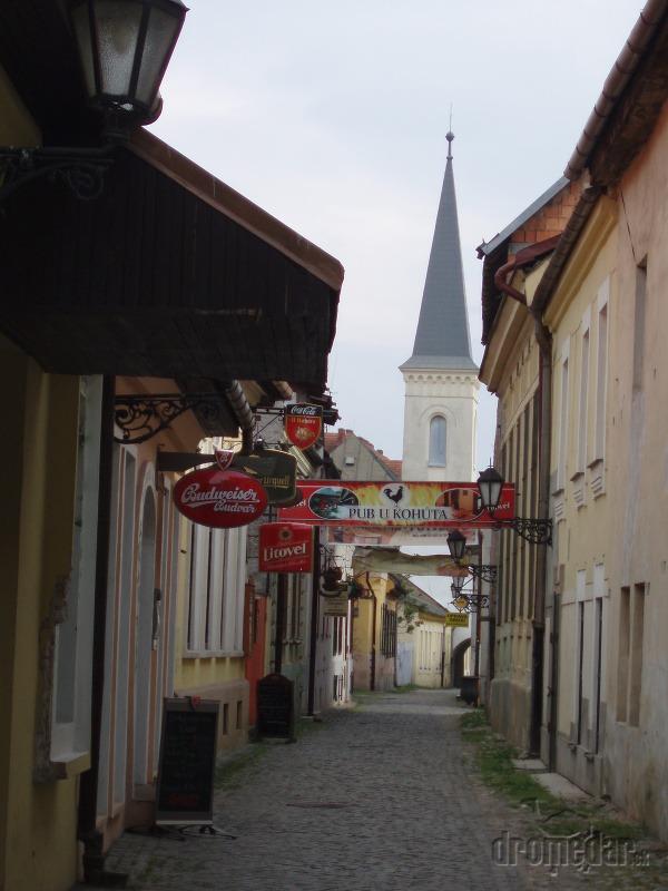 Ulička remesiel Košice