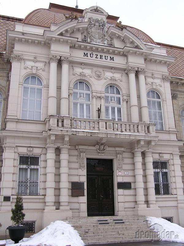 Východoslovenské múzeum, Košice