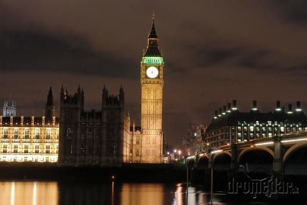 Big Ben, Londýn