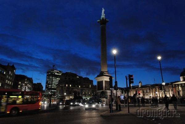 Trafalgarské námestie, Londýn