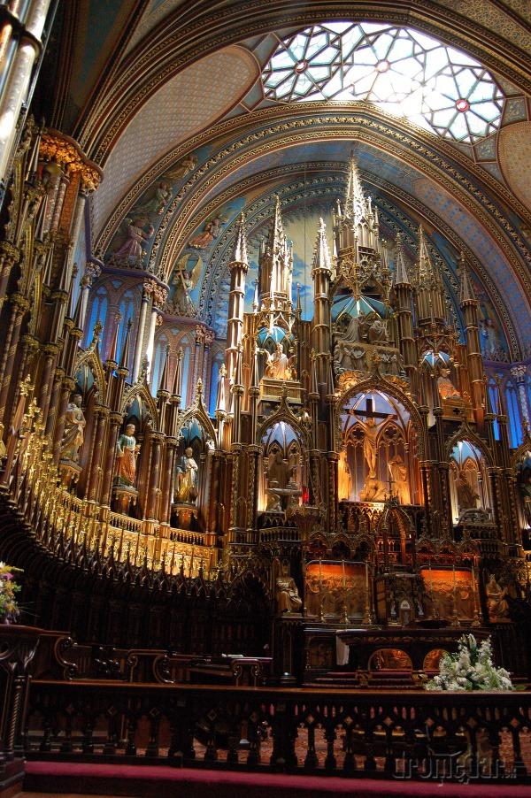 Notre Dame Basilica v