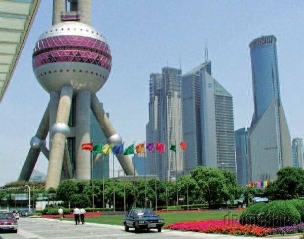Šanghaj je moderným centrom