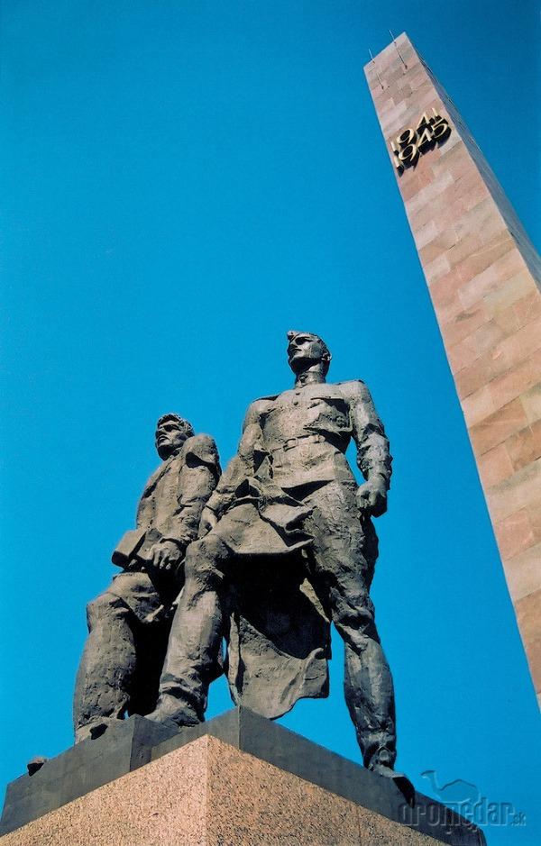 Vojnový pamätník, Petersburg
