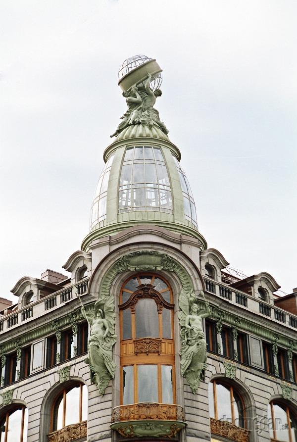 Nevský prospekt, Petersburg