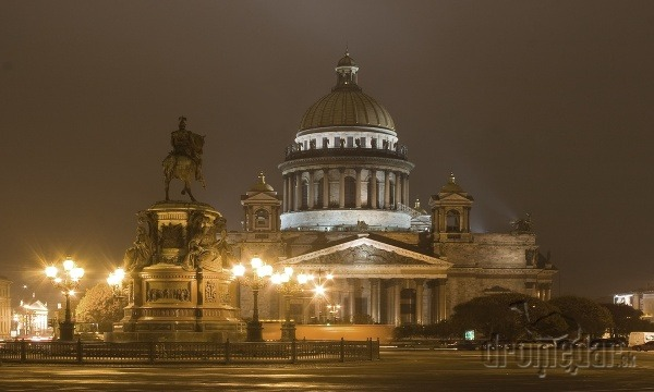 Saint Isaac's Cathedral, Petersburg