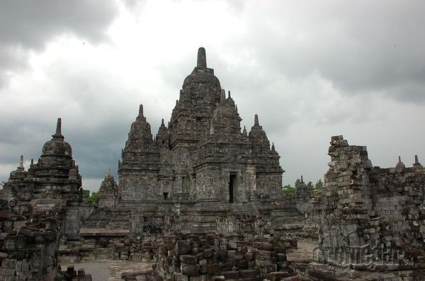 Ssewu Temple, Yogyakarta, Jáva