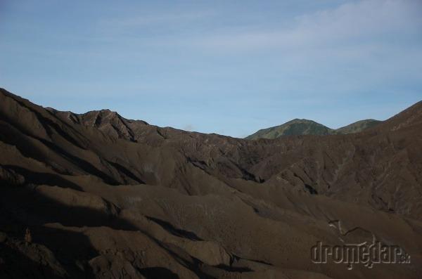 Kráter sopky Bromo, Jáva